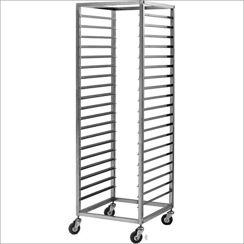 Kitchen Trolley and Racks