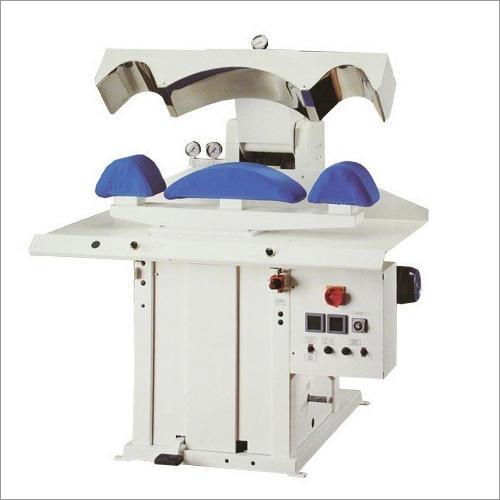 Cuff And Collar Press Machine