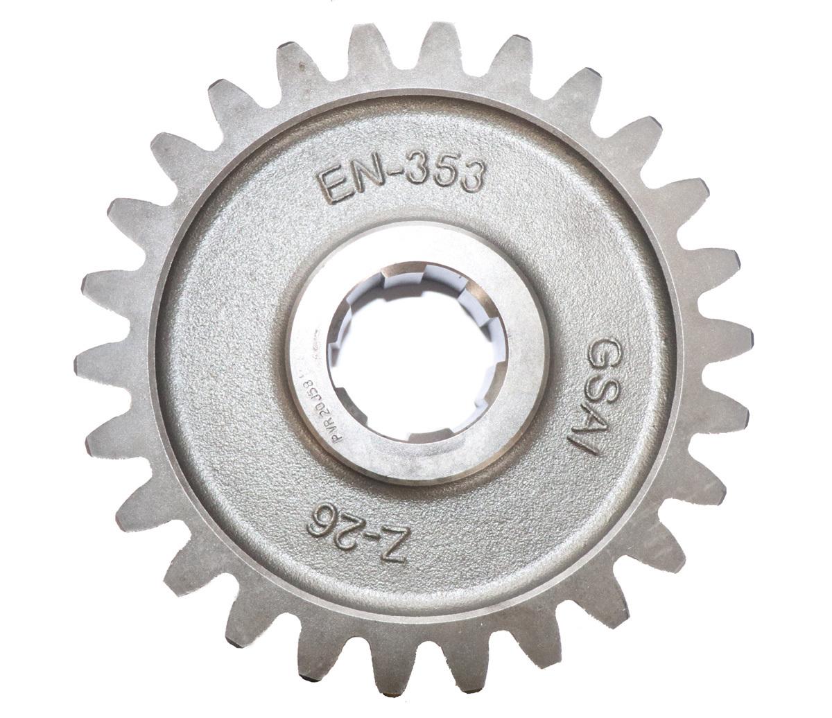 Rotavator Side Gears
