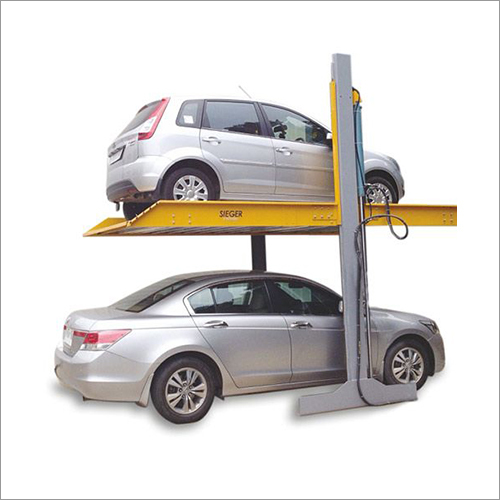 Double Car Parking Lift