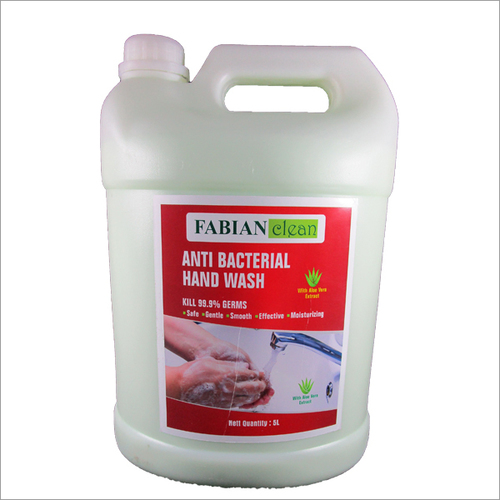 Hand Wash 5 Litres