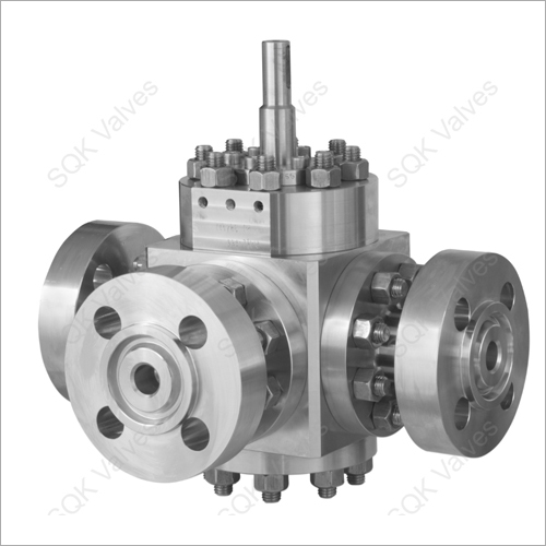 Multiport Ball Valve