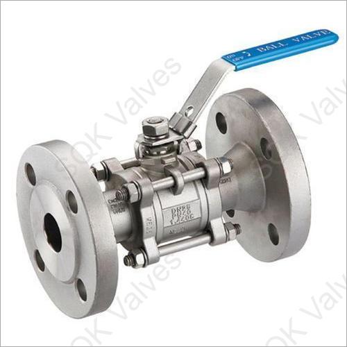Three Piece Ball valve