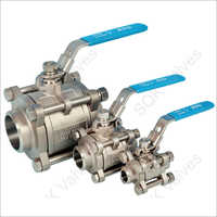 Buttweld End Ball Valve