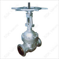Hand Wheel Operated Gate Valve