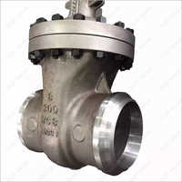 Buttweld End Gate Valve