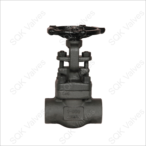 A350 LF2 Alloy Steel Gate Valve