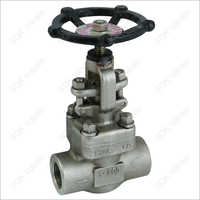 A182 FSS16 Stainless Steel Gate Valve