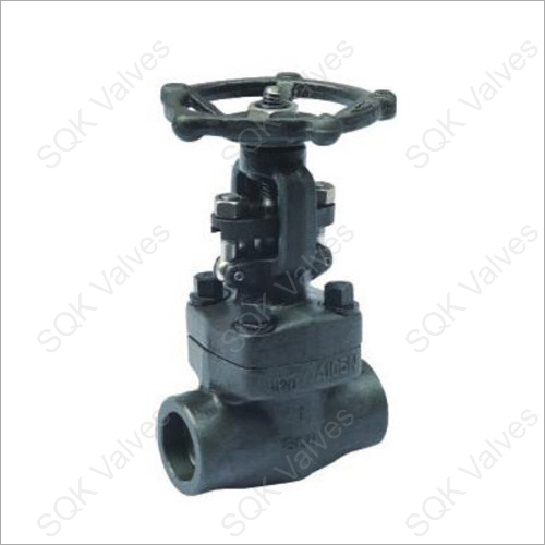 A105 Forged Carbon Steel Gate Valve