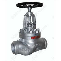 Buttweld End Globe Valve