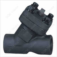 Y Type Piston Type Lift Check Valve