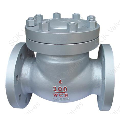 A351 CF3 Cast Stainless Steel Swing Check Valve