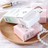 2 X 40 Pcs Make Up Cleaning Cotton Puff