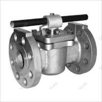 Plug Valves By Construction