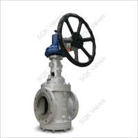 A182 FSS304 Stainless Steel Plug Valve