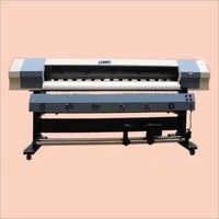 Eco Solvent Machine