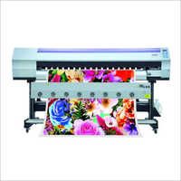 Eco Solvent Printer Machine