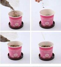 Office Desktop Mini Plant Pot