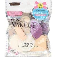 6 Pcs Beauty Blender Set