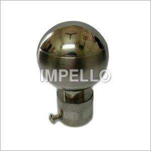 Stainless Steel Ball Curtain Socket