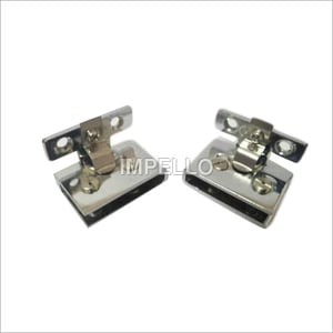 Stainless Steel Glass Hinges