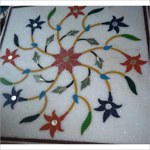 Marble Inlay panel