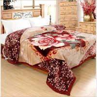Super Soft Double Bed Premium Mink Blanket