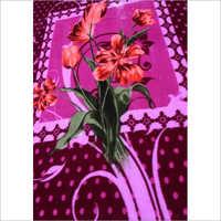 Printed Multi Color Mink Blanket