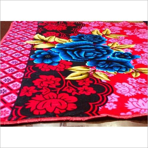Designer Double Bed Mink Blanket
