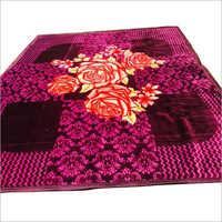 Fancy Single Bed Mink Blanket