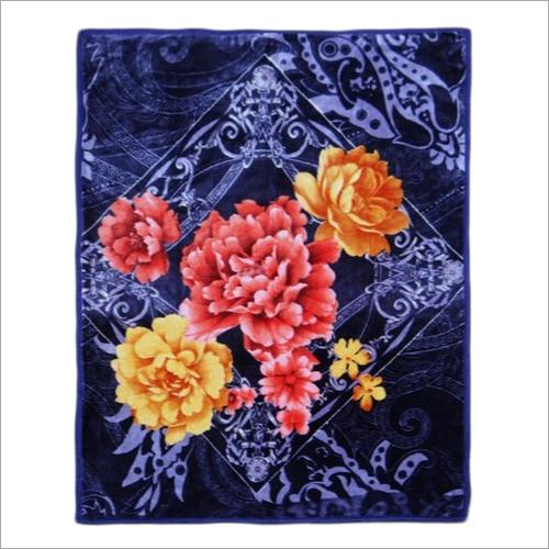 Polyester Single Bed Mink Blanket