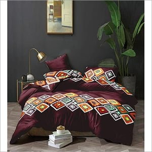 Imported Super Soft Fabric 3D Bed Sheets