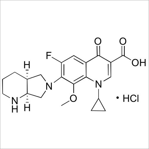 Moxifloxacin HCL BP/EP