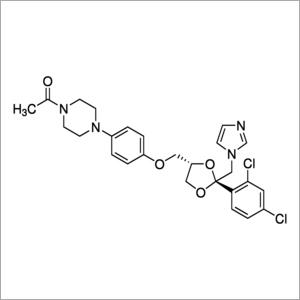 Ketoconazole IP/BP