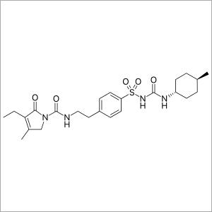 Glimepiride IP/BP