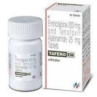 TAFERO EM Emtricitabine Tenofovir Alafenamide Tablets