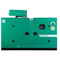 Cummins 70 kVA Three Phase Silent Diesel Generator
