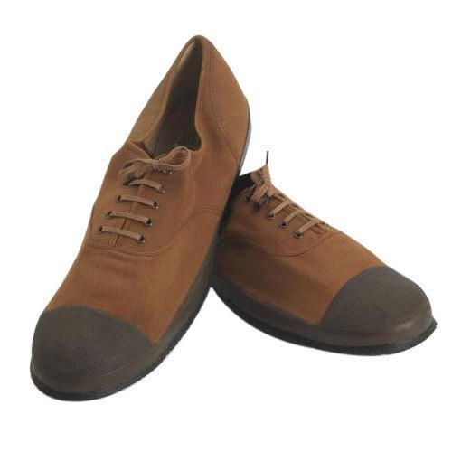 Oxford Brown Tennis Shoes
