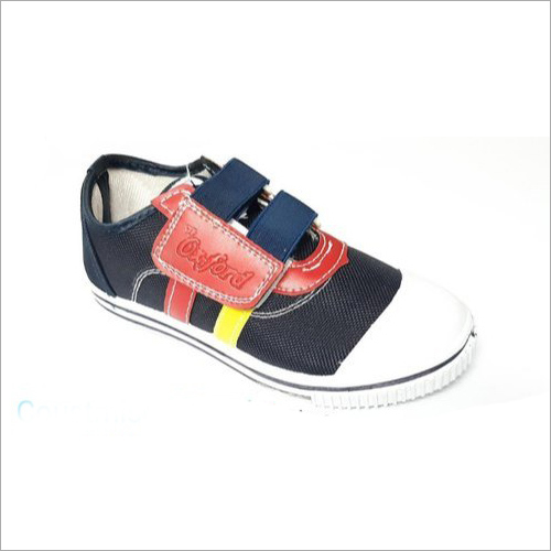 Ox-ford Kids Velcro Canvas Shoes