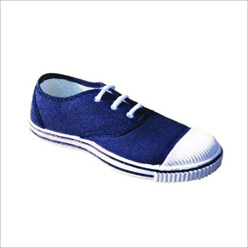 Children Lace Canvas Shoes