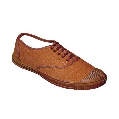 Oxford Brown Army Shoes