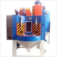 Automatic Type Indexing Blasting Machine