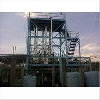 Wastewater Evaporator Plant