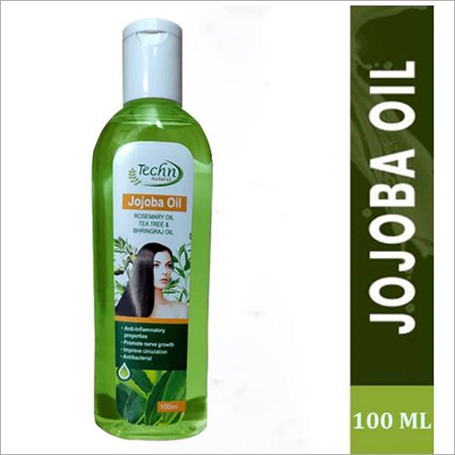 Jojoba Oil For Hair & Skin