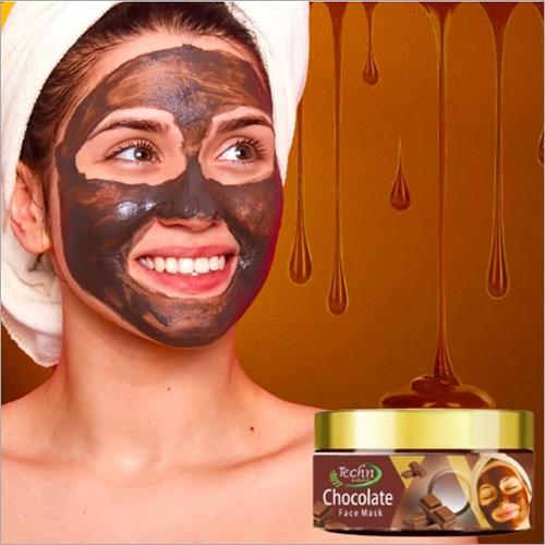 Chocolate Peel Off Mask