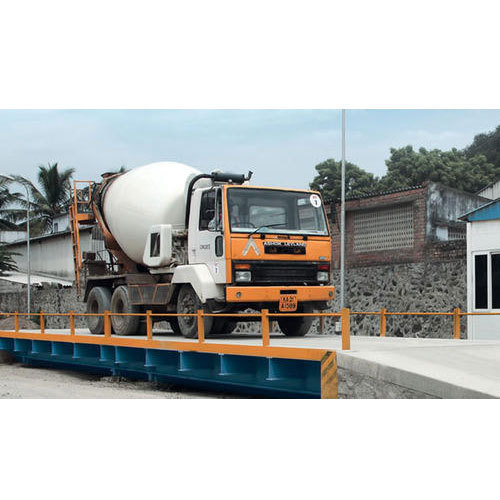 Industry Concrete Weighbridge