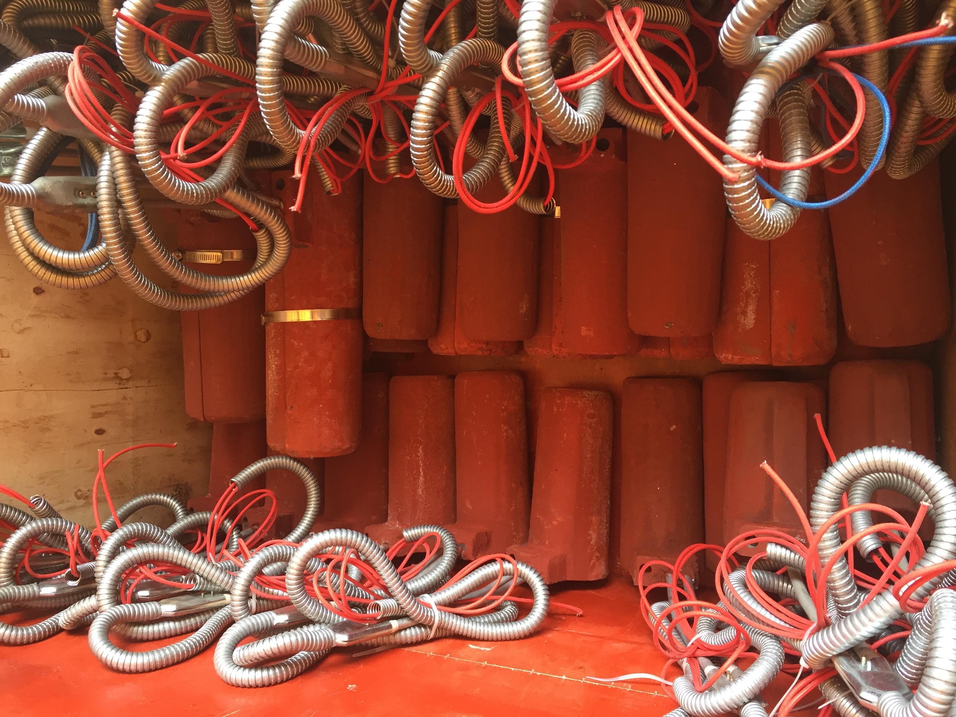 Hot Chamber Die Casting Machine Nozzle Heater