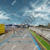 Tea Factory Weighbridge
