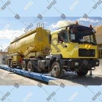 Oil Industry Weighbridge