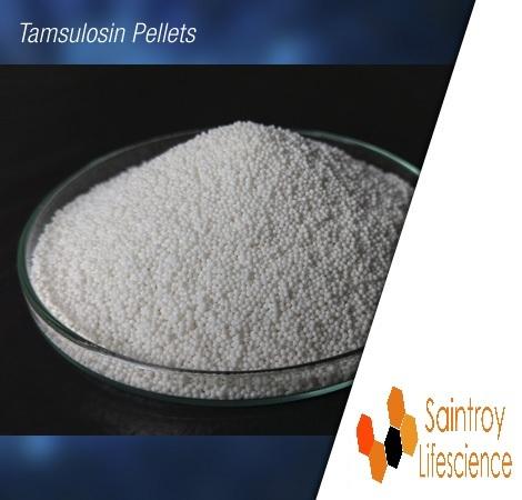 Tamsulosin Hcl Pellets SR/IR/EC
